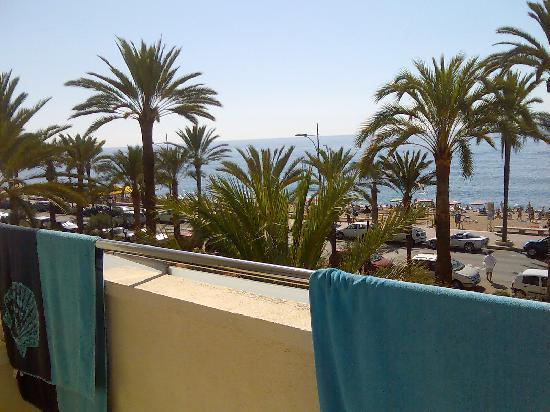 URH Hotel Excelsior : Vista desde el balcón 2