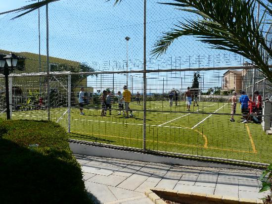 Kefalos Beach Tourist Village: Sports court