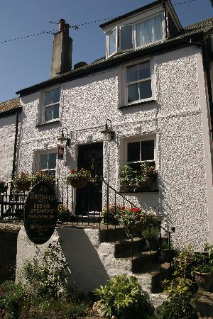 The Anchorage B&B St Ives : The Anchorage Guest House