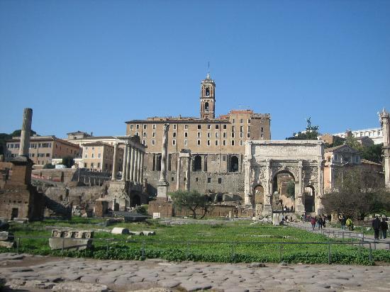 Hotels near Via Cavour Rome - Hotel Fori Imperiali Cavalieri