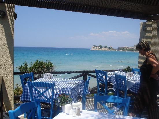 Ouzerie (Sani Beach Club)