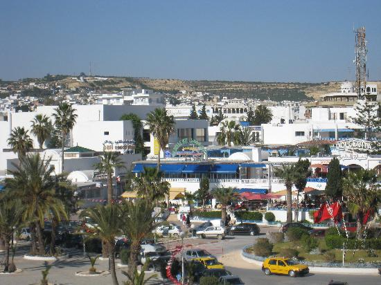 Hotel Palace Oceana Hammamet: Old Hammamet - view from the fort