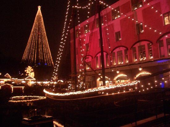 Lisebergs Nojespark: Lights at Liseberg