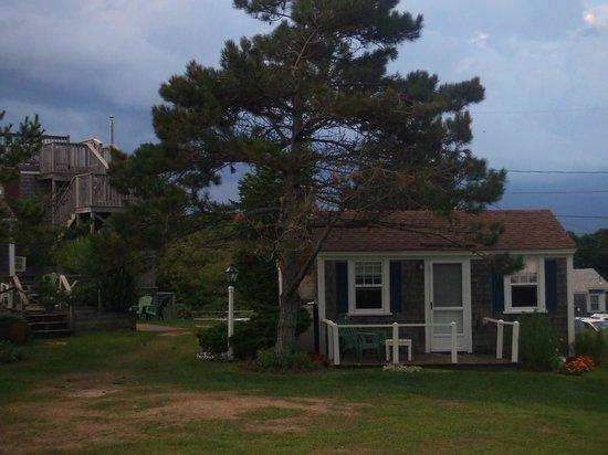West Dennis, MA: a cottage
