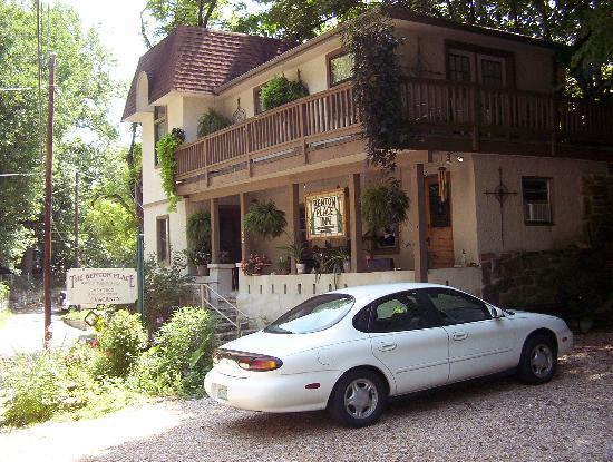 The Benton Place Inn: Benton Place Inn