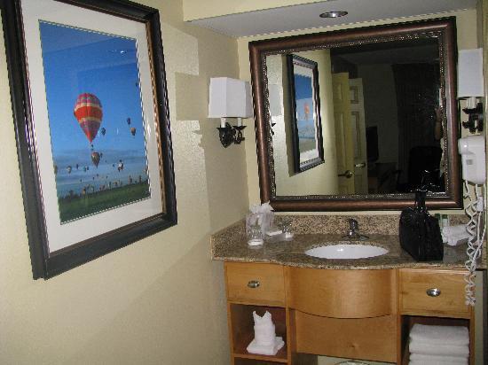 Homewood Suites by Hilton Colorado Springs North: Sink
