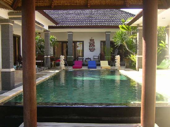 Balam Bali Villa: Balam, piscine