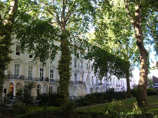 Chrysos Hotel: Hotel Chysos in Norfolk Place