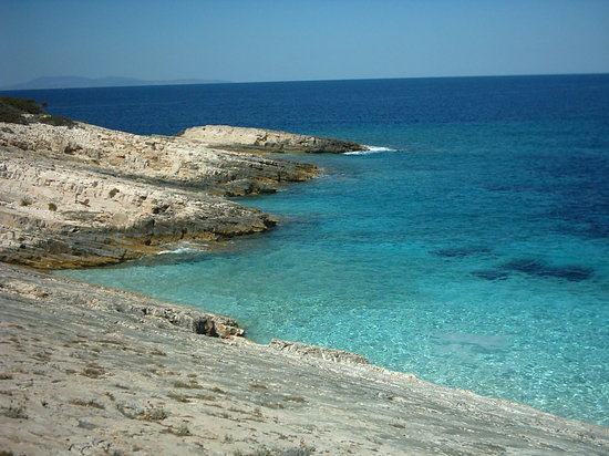 Croacia: Island Proizd