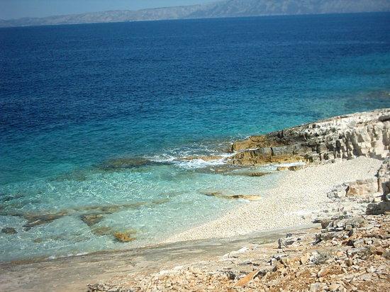 Хорватия: Island Proizd1
