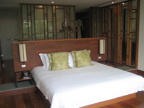 The Sarojin: Bedroom in Pool Residence