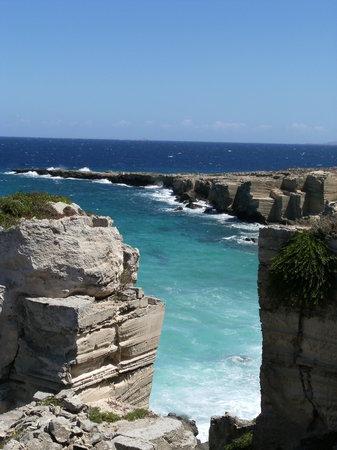 Isla Favignana, Italia: Favignana - Cala Rossa