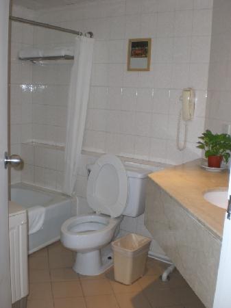 HWA (Apartment) Hotel: Bathroom