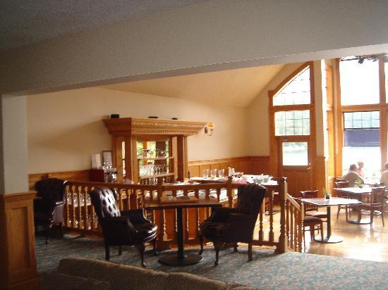 Eagle Nook Resort & Spa: Best barman area!