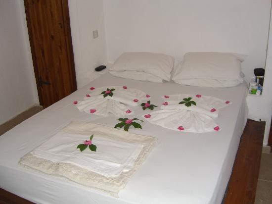 New Mandarin Apart: Double bedroom