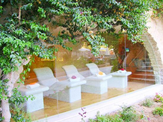 Sitia Beach City Resort & Spa : Le spa