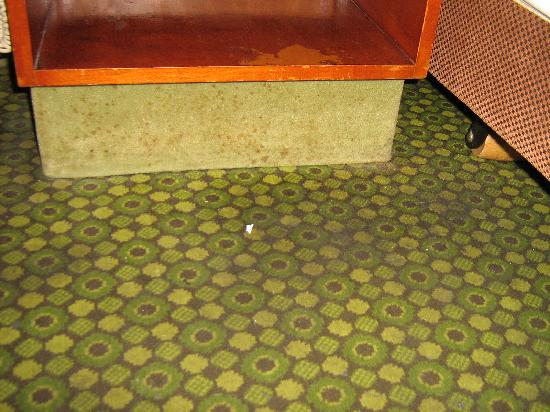Hotel Damrak: Wipe your feet when you come out!!