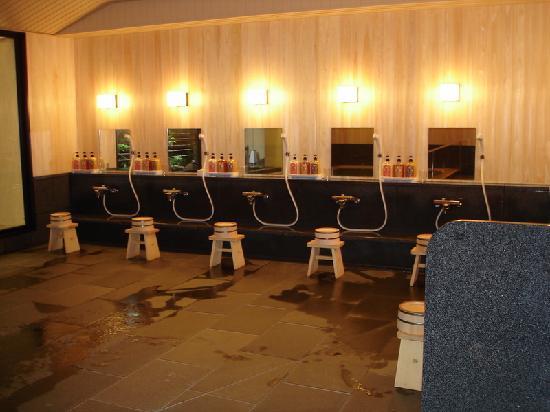 salle de bains commune picture of iwaso hatsukaichi