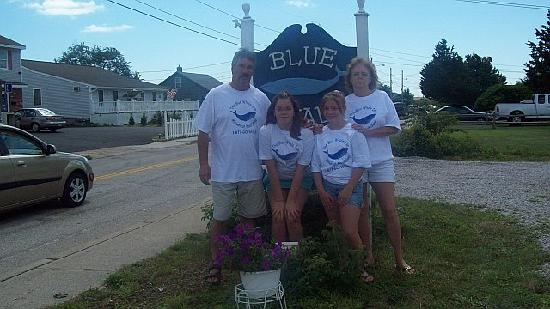 Misquamicut, RI: The Ciras Family