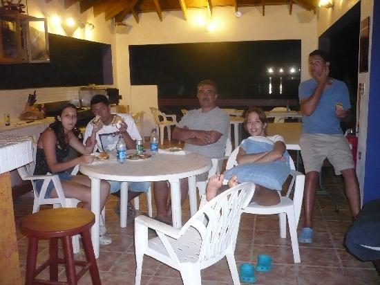 Hostal Casa Culebra: Compartiendo con la familia
