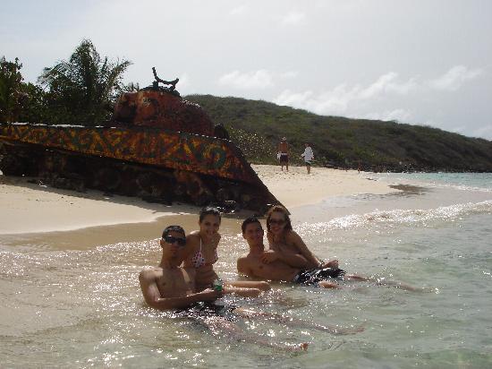 Hostal Casa Culebra: Disfrutando de Playa Flamenco