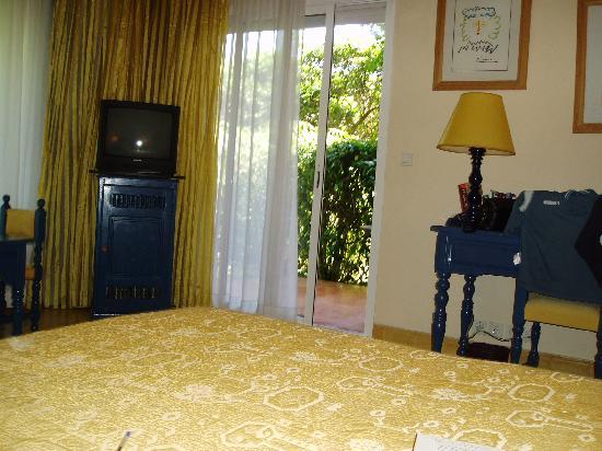 Villa Mandarine: a standard room