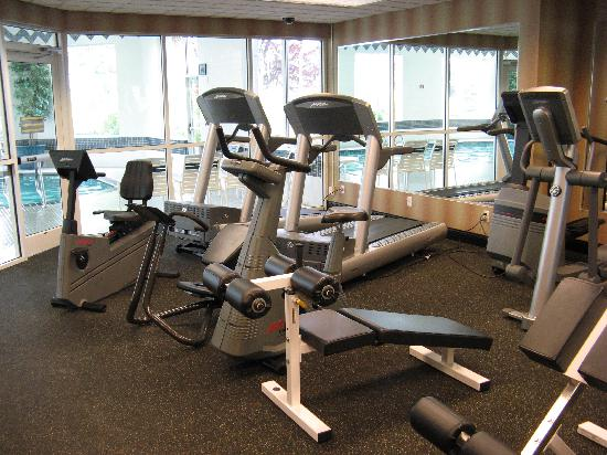 La Quinta Inn & Suites Coeur d' Alene: The Well Outfitted Workout Room