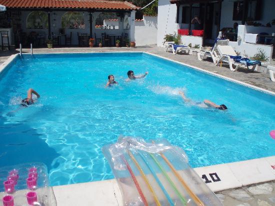 Villa Apollon Skiathos: Apollon Olympics