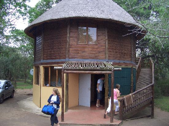 Bonamanzi Game Reserve: Our Tree House