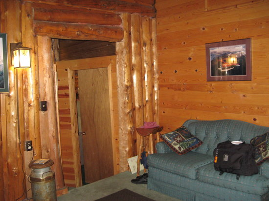 Winterlake Lodge: cabin interior
