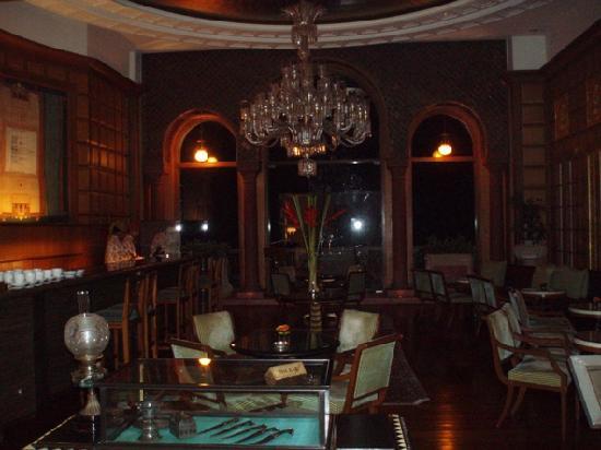 The Oberoi Amarvilas: Il Bar dell'Hotel