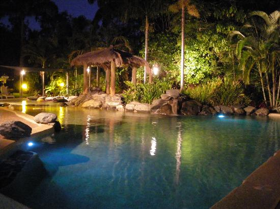 Port Douglas Plantation Resort: swimming pool at Planation