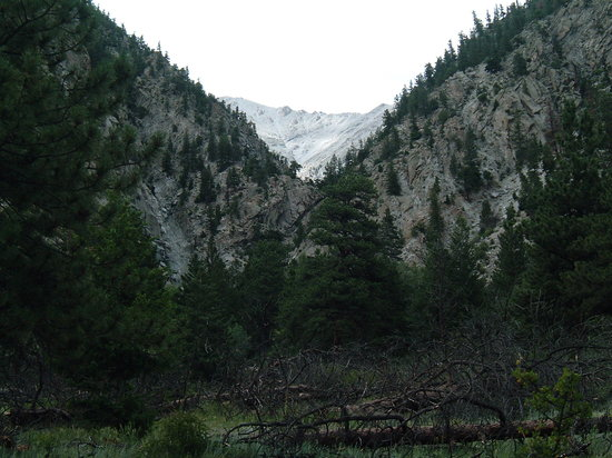 Nathrop, CO : Scenic around Mt Princeton