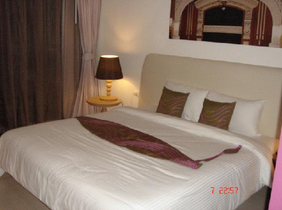 Navalai River Resort: The lovely clean room