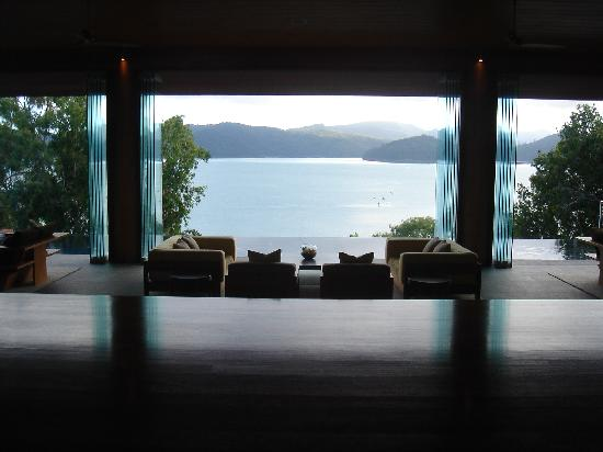 Qualia Resort : breath taking view