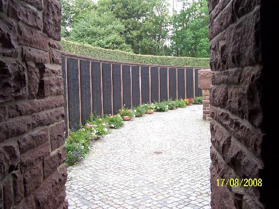 Kiel, Germany: memorial a moltenort