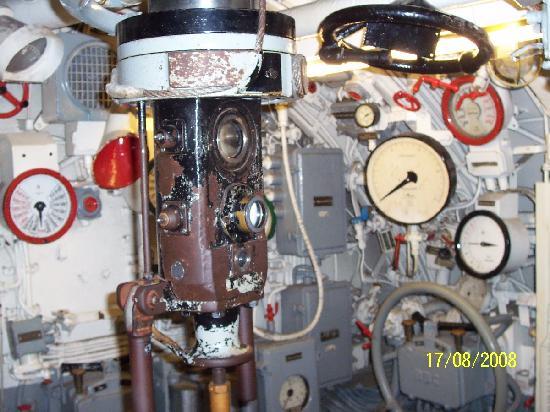 Kiel, Germany: interieur sous main u-995 laboé