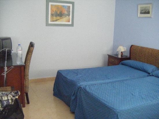Hotel La Albarizuela: Rm 109