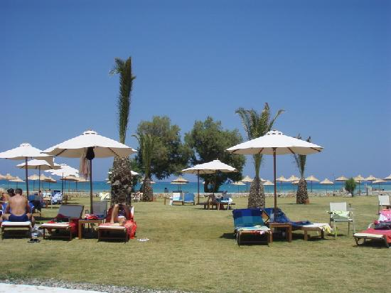 Cavo Spada Luxury Resort & Spa: Area around the main pool
