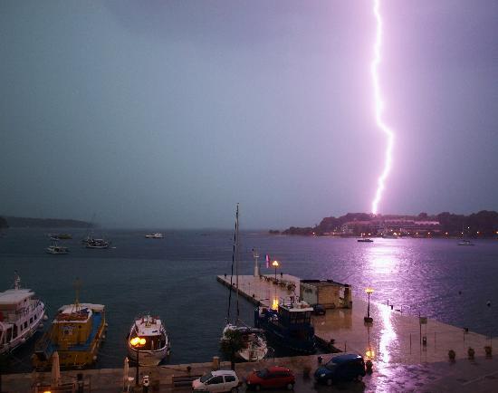 Valamar Riviera Hotel & Residence: Porec Storm