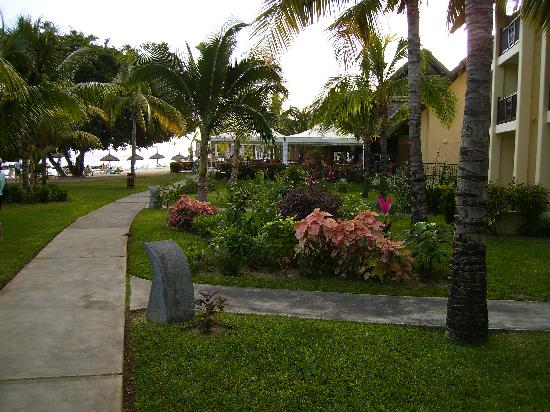 Sands Suites Resort & Spa: The Gardens