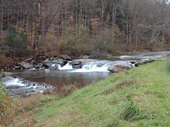 Vermont: Babbling Brook