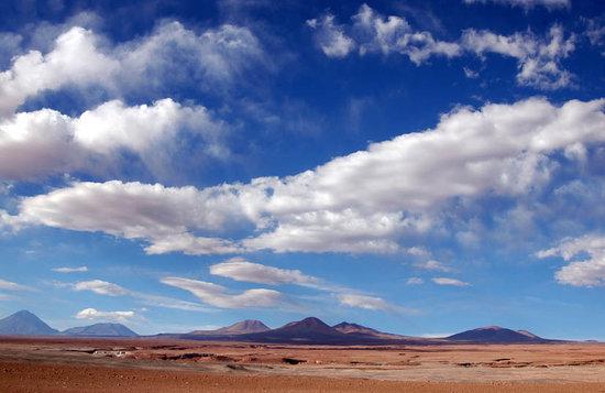 Atacama-Wüste: desert Atacama ©Thierry Duvivier