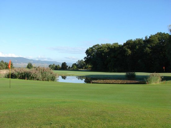 Alsace Golf Links : Green 9