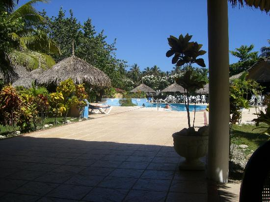Hotel Celuisma Cabarete: große poolanlage