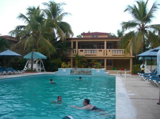 Hotel Celuisma Cabarete: kleinere poolanlage