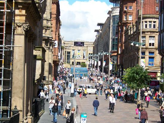 Hotels Near West George Street Glasgow