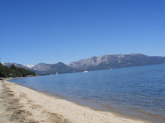 Lake Tahoe (California), Californie : Lake Tahoe