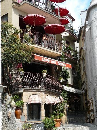 Castelmola, Italia: Bar Turrisi