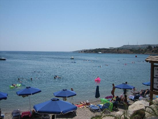 Sunwing Kallithea Beach: The beach